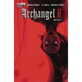 ARTISTS WRITERS & ARTISANS INC Archangel 8 #3 (Of 5)