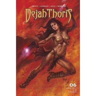 Dynamite Dejah Thoris (2019) #6 Cover A Parrillo