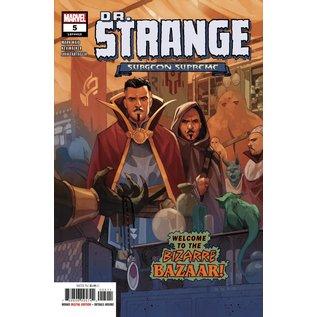 Marvel Comics Dr Strange #5