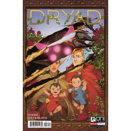 ONI PRESS INC. Dryad #3