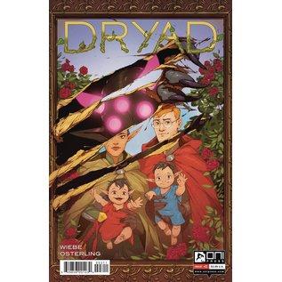 ONI PRESS INC. Dryad #3