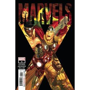 Marvel Comics Marvels X #4 (Of 6)