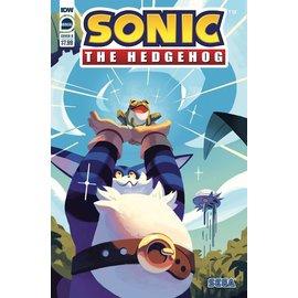 IDW PUBLISHING Sonic the Hedgehog Annual 2020 Cover B Fourdraine