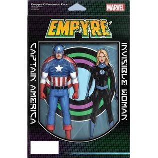 Marvel Comics Empyre Fantastic Four #0 Christopher 2-Pack Action Figure Variant