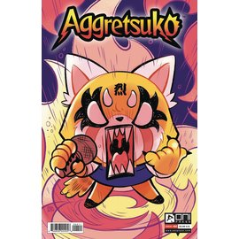 ONI PRESS INC. Agretsuko #4 Cover A Patabot