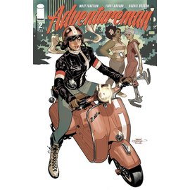 Image Comics Adventureman #2