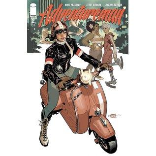 Image Comics Adventureman #2