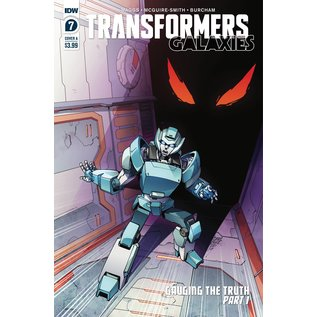 IDW PUBLISHING Transformers Galaxies #7 Cover A Miyao