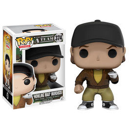 "Funko POP! A-TEAM: ""Howling Mad"" Murdock"