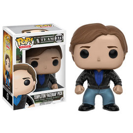 Funko POP! A-TEAM: Templeton 'Faceman' Peck