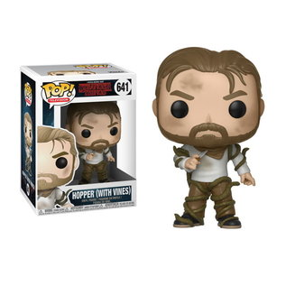 Funko POP! Stranger Things: Hopper (With Vines)