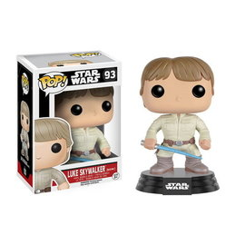 Funko POP!  Star Wars: Luke Skywalker #93