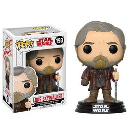 Funko POP! STAR WARS: Luke Skywalker (THE LAST JEDI)
