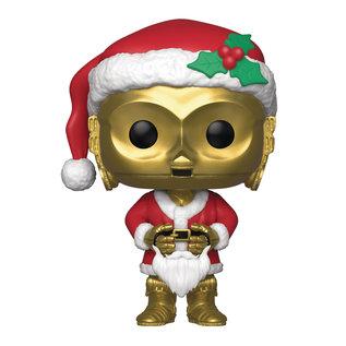 POP! STAR WARS: C-3PO (Santa)