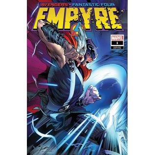Marvel Comics Empyre #1 (Of 6) Avenger Variant