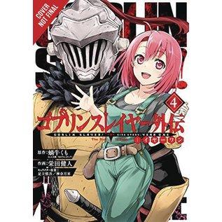 Yen Press Goblin Slayer Side Story Year One Gn Vol 04