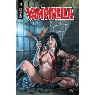 Dynamite Vampirella #11 Cover A Parrillo