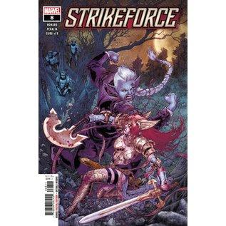 Marvel Comics Strikeforce #8