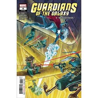 Marvel Comics Guardians of the Galaxy #4