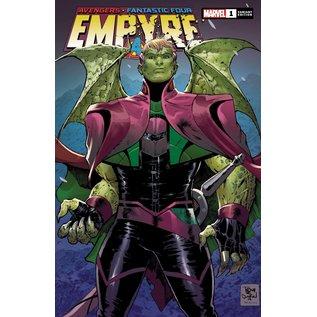 Marvel Comics Empyre #1 (Of 6) Kree Skrull Variant
