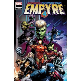 Marvel Comics Empyre #1 (Of 6) Finch Variant