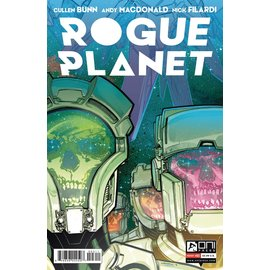 ONI PRESS INC. Rogue Planet #3
