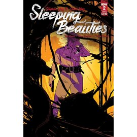 IDW PUBLISHING Sleeping Beauties #2 (Of 10) Cover A Wu