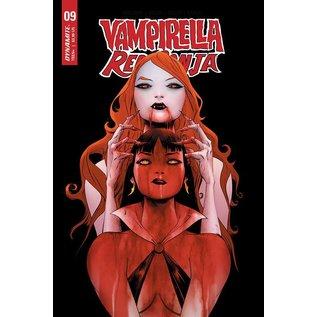 Dynamite Vampirella Red Sonja #9 Cover A Lee