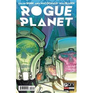 ONI PRESS INC. Rogue Planet #3