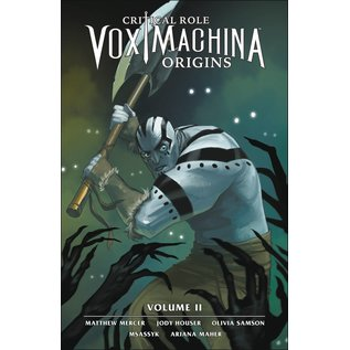 Critical Role TP Vol 02 Vox Machina Origins (Res)