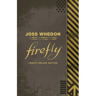 Firefly Legacy Deluxe Edition Hc