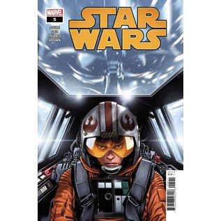 Marvel Comics Star Wars #5