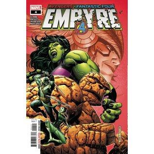 Marvel Comics Empyre #4 (Of 6)