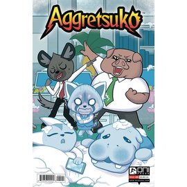 ONI PRESS INC. Aggretsuko #5