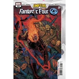 Marvel Comics Fantastic Four #22 Emp
