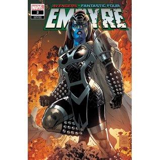 Marvel Comics Empyre #2 (Of 6) Skrull Kree Variant