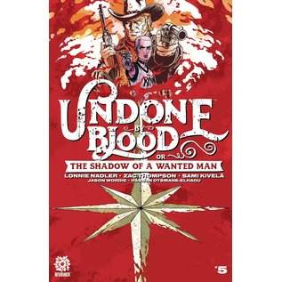 Aftershock Comics Undone By Blood #5 (Res)