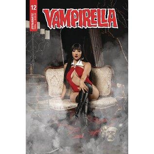 Dynamite Vampirella #12 Cover E Ramirez Cosplay