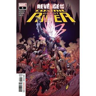 Marvel Comics Revenge of Cosmic Ghost Rider #5 (Of 5)
