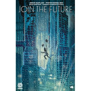 Aftershock Comics Join the Future #4 (Res)