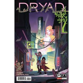 ONI PRESS INC. Dryad #4