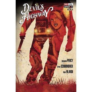 ARTISTS WRITERS & ARTISANS INC Devils Highway #2