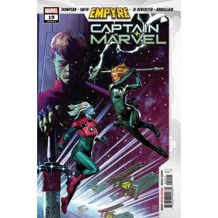 Marvel Comics Captain Marvel #19 Emp