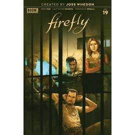 Firefly #19 Cover A Main Aspinall