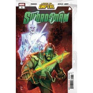 Marvel Comics Lords of Empyre Swordsman #1