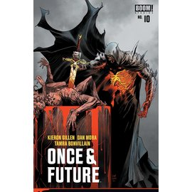 Once & Future #10