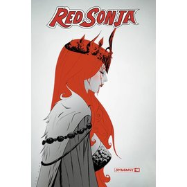 Dynamite Red Sonja #18 Cover A Lee