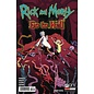 ONI PRESS INC. Rick And Morty Go to Hell #3 Cover A Oroza