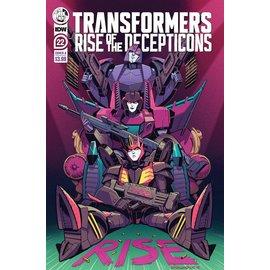 IDW PUBLISHING Transformers #22 Cover A Malkova