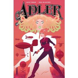 Titan Comics Adler #3 Cover A Hughes (Res)